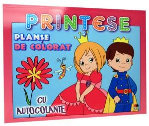 Printese Planse De Colorat
