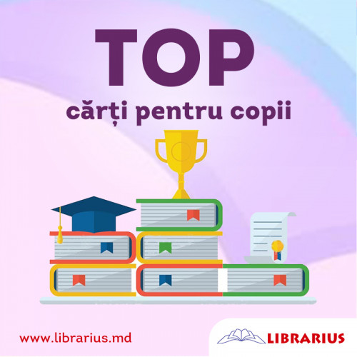 LIBRARIUS cărți pentru copii